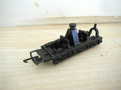 Triang Tt T96 Trailing Bogie + Coupling A1A Brush Type 2 Diesel Loco D5501 Vgc