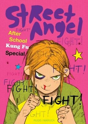 STREET ANGEL AFTER SCHOOL KUNG FU SPECIA, Maruca, Brian, Rugg, Ji...