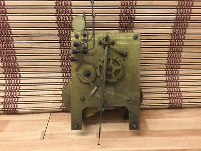 Vintage Junghans Chiming Clock Movement Sold A/f