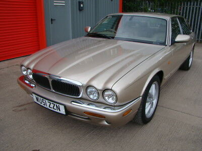 2001 51Plate JAGUAR XJ 3.2 EXECUTIVE V8 4DR AUTO