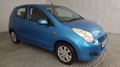 2011 SUZUKI ALTO SZ4 BLUE 996cc PETROL 5 SPEED MANUAL HATCHBACK