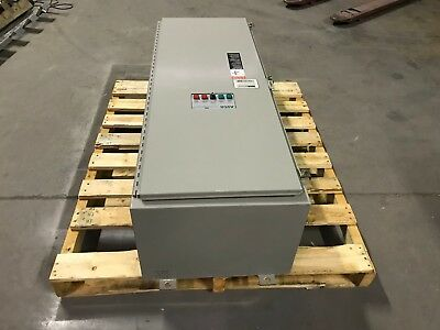 Asco Series 386 Non-Automatic Transfer Switch 400 Amp 240V 3Ph E00386C30400F1Xf