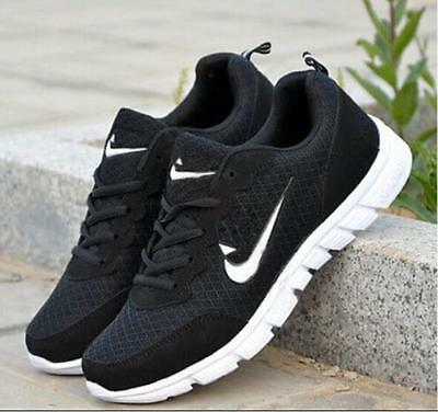 MENS AND BOYS, SPORTS TRAINERS RUNNING GYM SIZES UK5.5-11.5 Free shipping