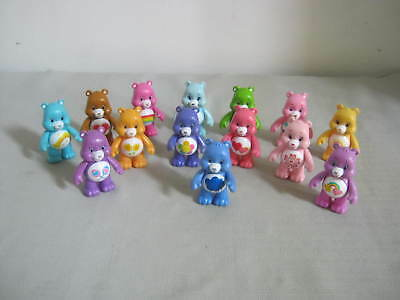 14 Care Bears, TCFC Figurines, Toys, Cake Toppers, JP / China
