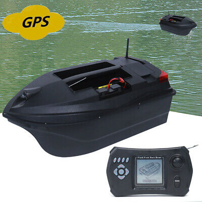 TL-380D GPS Positioning Intellective RC Fishing Bait Boat Sonar Fishes Detection