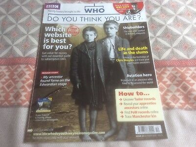BBC Who Do You Think You Are? Mag - #27 Oct 2009 - Life & Death In The Slums