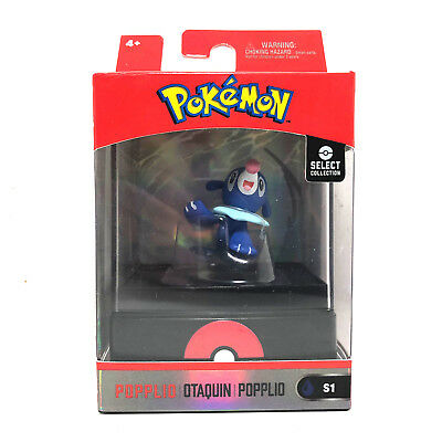 Wicked Cool Toys Pokemon Select Collection Popplio Figure