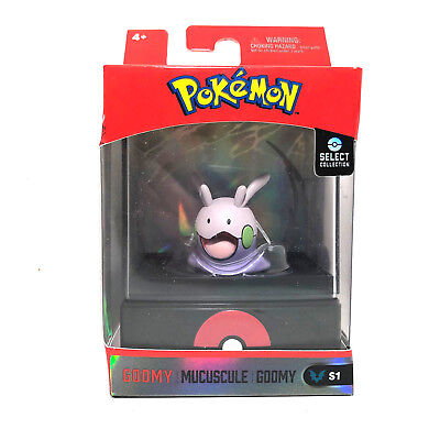 Wicked Cool Toys Pokemon Select Collection Goomy Figure