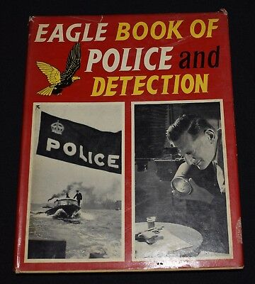 Eagle Book Of Police And Detection - 1960