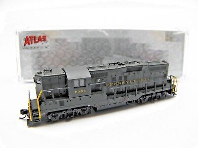 Brand New Atlas PRR Pennsylvania Railroad GP9 #7004 NCE DCC Equipped