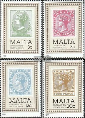 Malta 719-722 (complete issue) unmounted mint / never hinged 1985 Post