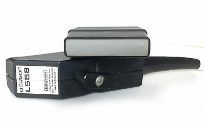 Acuson L558 Linear Array Ultrasound Transducer~ Preowned in Excellent Condition