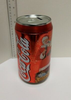 VINTAGE Coca-Cola COKE 2000 LIMITED GREETINGS RED BANK CONDITION RARE 7 1/2 x 5""