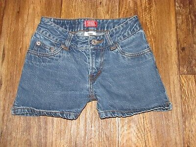 Levi's Jean Shorts, Girls Size 8, Good Condition,