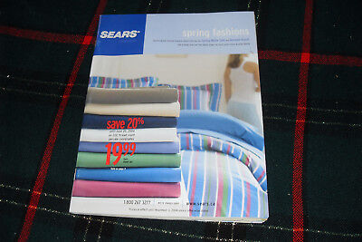 Canadian 2004 SEARS Spring Fashions  Free shipping in Canada