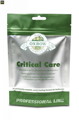 Oxbow Critical Care for Herbivores (Pack Size: 141g)