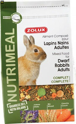 Zolux Nutri'meal Aliment pour Lapin 800 g