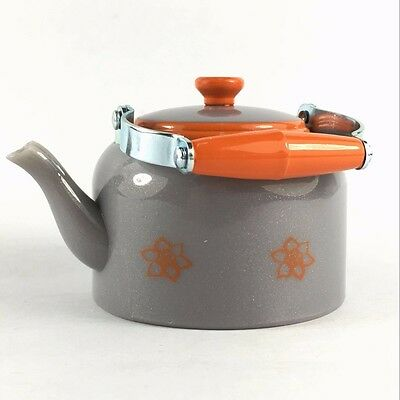 """18"""" AMERICAN GIRL DOLL Grey Teapot Kettle LANIE RV CAMPER REPLACEMENT toy"""