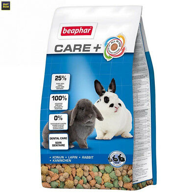 Beaphar Care+ alimentation super premium - lapin - 700 g