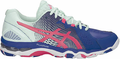 Asics Gel Netburner Super 8 Womens Netball Shoes - Blue