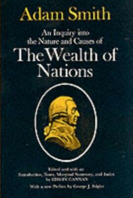 Wealth of Nations (A phoenix book) (Paperback), Smith, Adam, Cann...