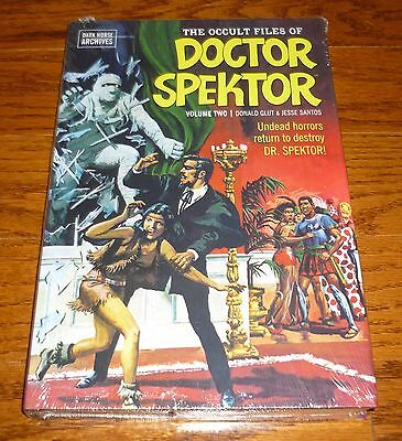 The Occult Files of Doctor Spektor Archives Volume 2, SEALED, Dark Horse Comics
