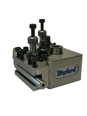 New Myford QuickChange Toolpost Set For ML7 / ML7-R / Super 7 Direct From Myford