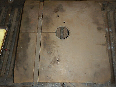 """Delta Rockwell 14"""" Band Saw Top Lbs58"""