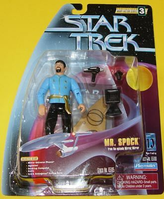 Star Trek Playmates Classic - Mr. Spock (Mirror) #65105