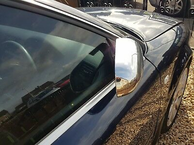 AUDI A4 S4 B6 Folding Mirrors Full Kit Retrofit