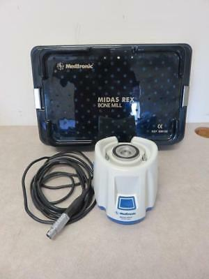 Medtronic Midas Rex Bone Mill BM110 with Case BM130