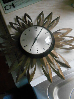 smiths sectric wall clock (spares/repairs)