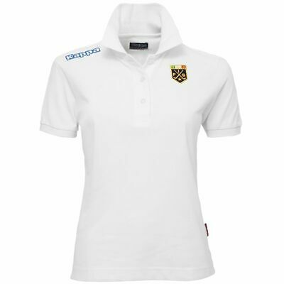 Kappa Polo Shirts LADY POLO KAPPA FIG Donna Golf sport Golf Nazionale Italia