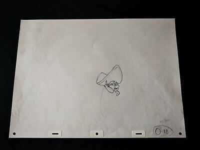Treasure Planet 2002 Animation Production ONUS Pencil Art Walt Disney Pictures 5
