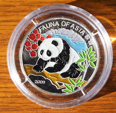 KOREA - 2 won 2009 - PANDA - UNC