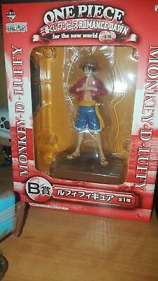 ONE PIECE best lottery ROMANCE DAWN B Award Luffy for the new worid