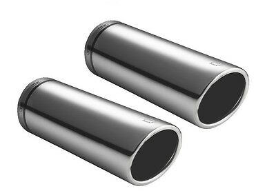 Exhaust End Pipe End Pipe Mazda Mx5 MX-5 nd since 2015 0 3/32x2 3/4in Tail Pipes