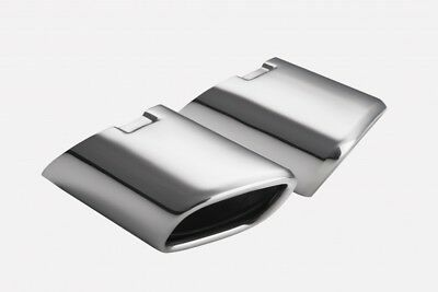 Exhaust End Pipe Ulter Sport for Mercedes Benz Ml W164 in Looks