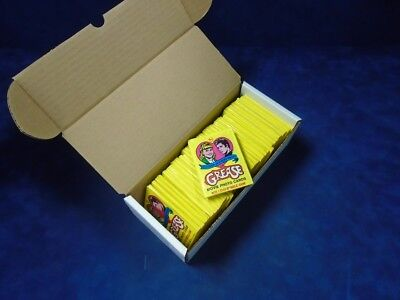 1978 Grease Series 1 Lot Of 35 Wax Packs From Fun Bags Clean *122094