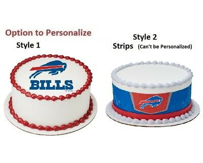 Groovy Cake Toppers Nfl Chicago Bears Icing Edible Photo Cake Image Funny Birthday Cards Online Fluifree Goldxyz