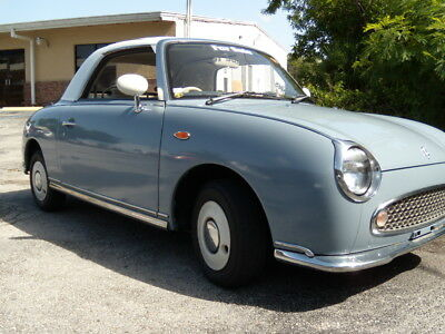 1991 Nissan Figaro convertible 1991 Nissan Figaro,rust free, ex.condition, low miles,JDM car from Japan