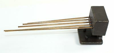 "Vintage Westminster Five Rod 7-1/2"" Chime Bar! - Bg23"