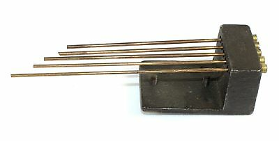 "Vintage Westminster Five Rod 7"" Chime Bar! - Bg24"