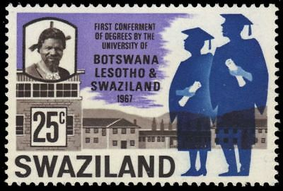 SWAZILAND 133 (SG131) - University of Botswana, Lesotho and Swaziland (pa93607)