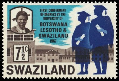 SWAZILAND 131 (SG129) - University of Botswana, Lesotho and Swaziland (pa93605)