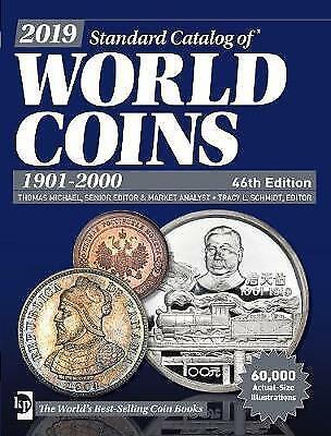 2019 Standard Catalog of World Coins, 1901-2000, 46th Edition,