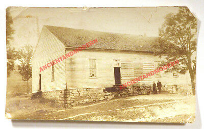 1917 Rare MORRISTOWN NORMAL & INDUSTRIAL COLLEGE Tennessee PHOTO Black History