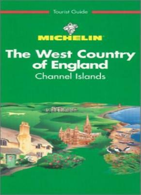 MICHELIN GREEN GUIDE TO THE WEST COUNTRY -Channel Islands (MICHELIN GREEN GUID,