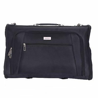 Cabin Approved Travel Hand Luggage Suit Dress Garment Carrier Suiter Cover Bag