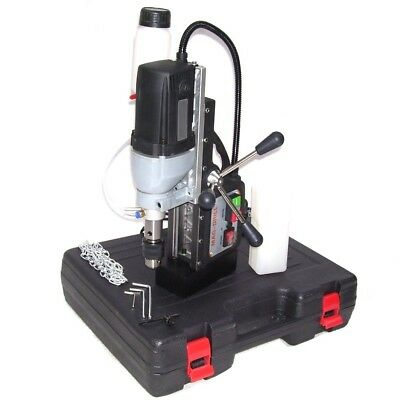 Industrial Drill 35 Stand MAGNETIC DRILL MAG DRILL 1200W  Drilling machine NEW